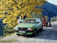 Opel Kadett, D, Фастбэк, 1979–1984