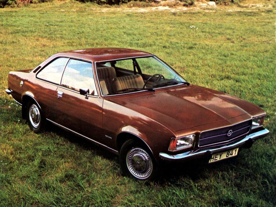 Opel Rekord купе, D - отзывы, фото и характеристики на Car.ru