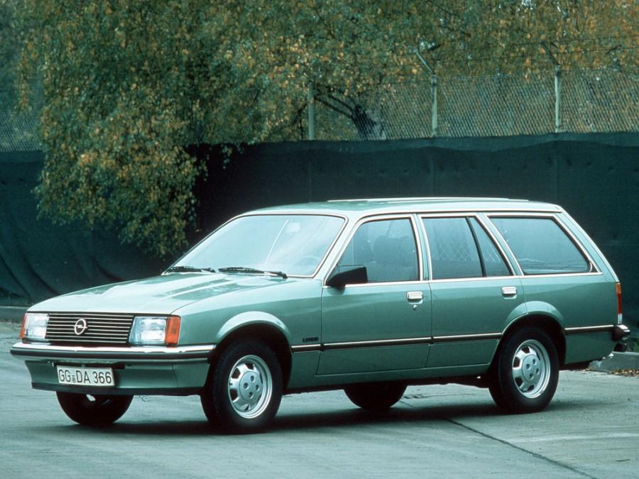 Opel Rekord универсал 5-дв., E - отзывы, фото и характеристики на Car.ru