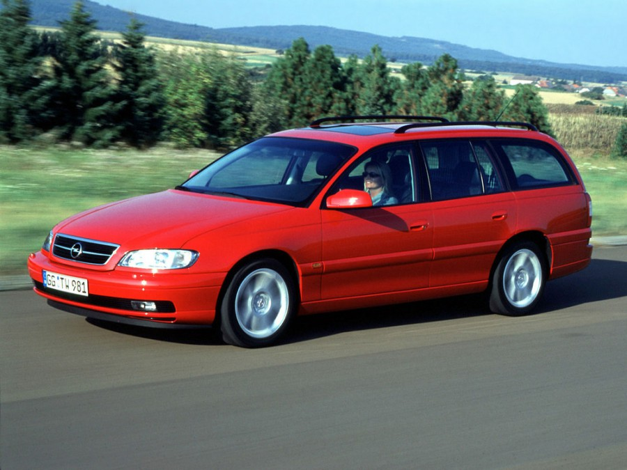 Opel Omega универсал, 1999–2003, B [рестайлинг] - отзывы, фото и характеристики на Car.ru
