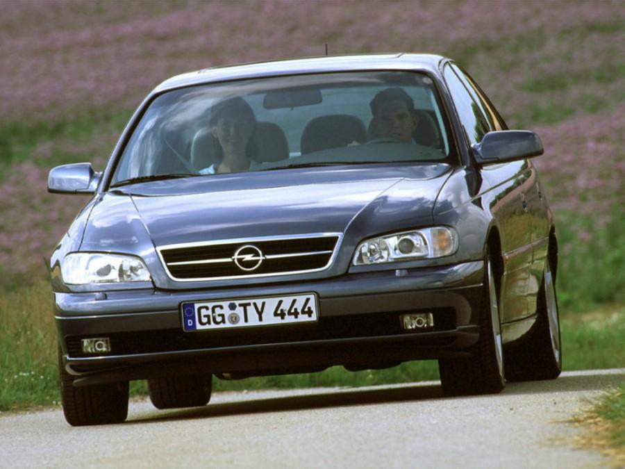 Opel Omega седан, 1999–2003, B [рестайлинг] - отзывы, фото и характеристики на Car.ru