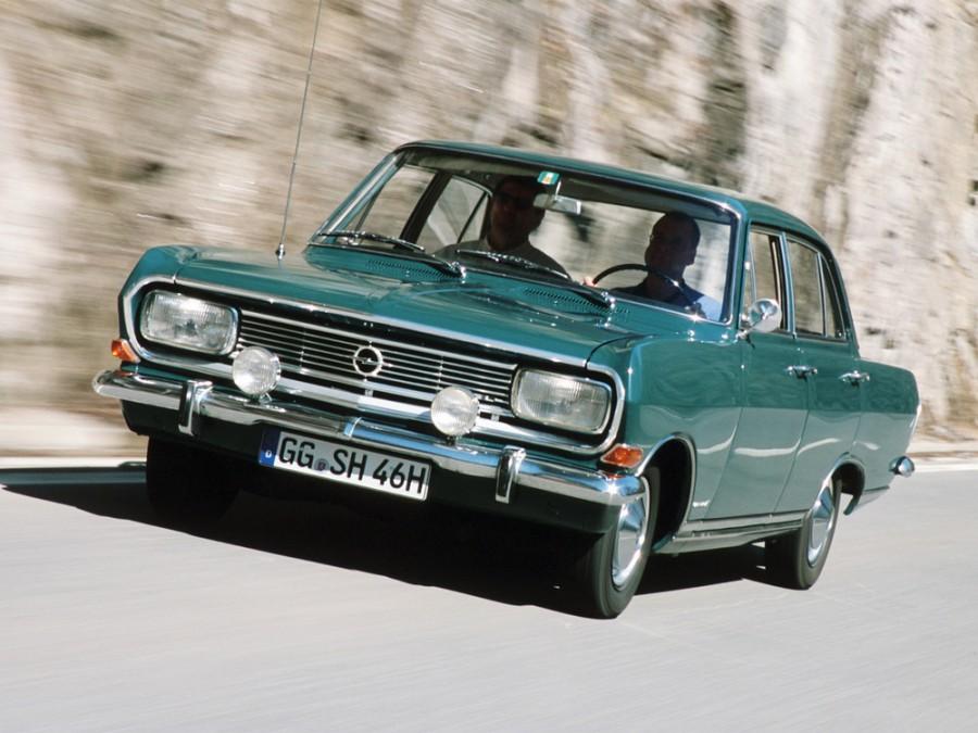 Opel Rekord седан, B - отзывы, фото и характеристики на Car.ru