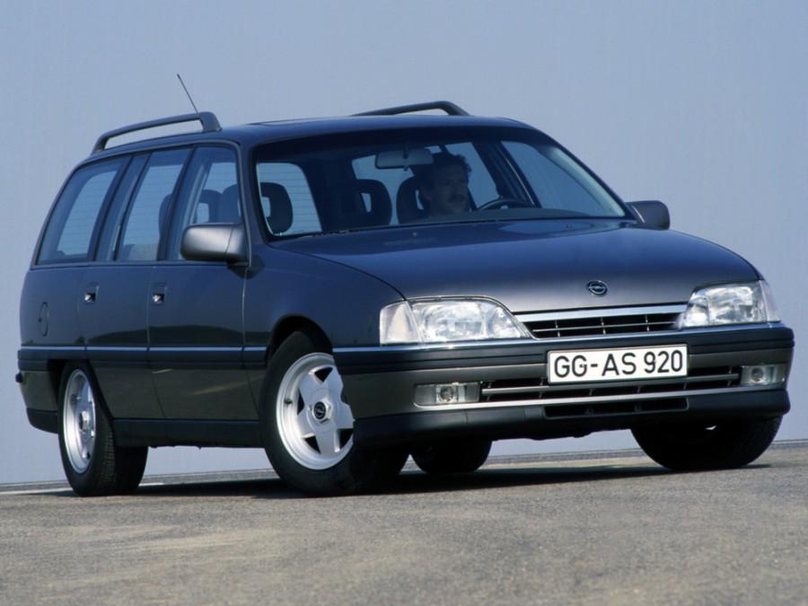 Opel Omega универсал, 1986–1994, A [рестайлинг] - отзывы, фото и характеристики на Car.ru