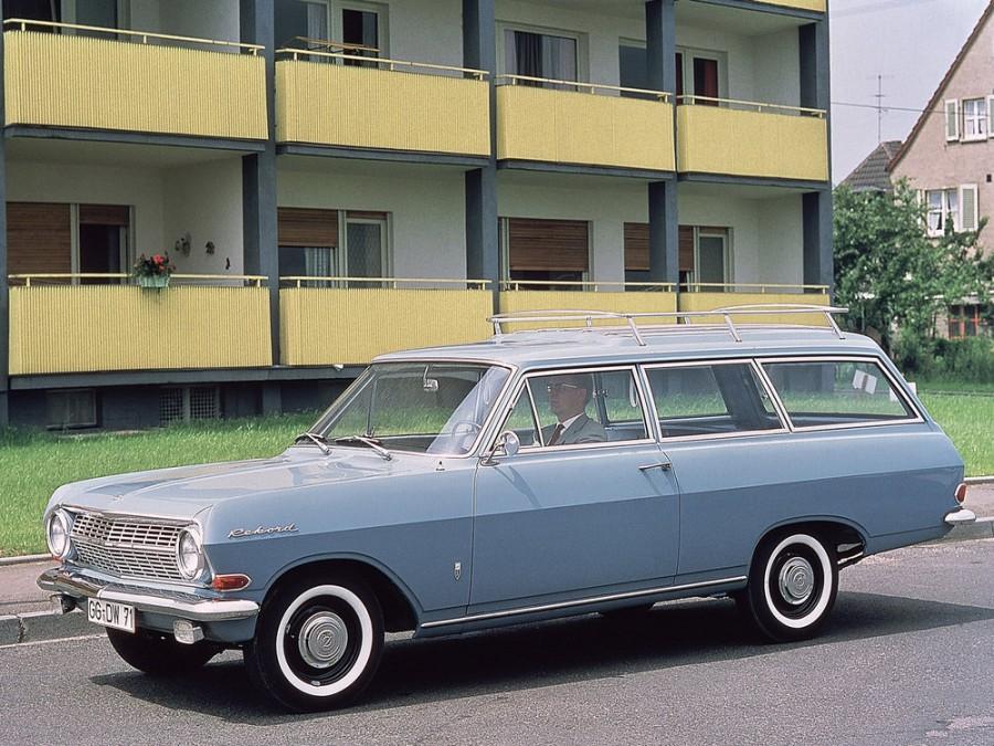 Opel Rekord универсал, A - отзывы, фото и характеристики на Car.ru