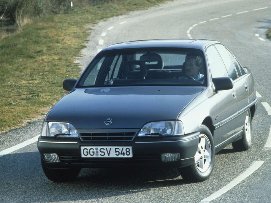 Opel Omega седан, 1986–1990, A - отзывы, фото и характеристики на Car.ru