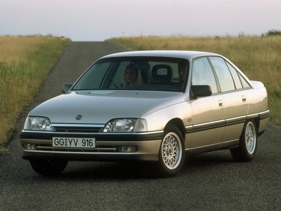 Opel Omega седан, 1986–1994, A [рестайлинг] - отзывы, фото и характеристики на Car.ru