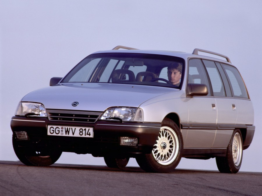 Opel Omega универсал, 1986–1990, A - отзывы, фото и характеристики на Car.ru