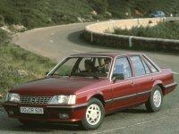 Opel Senator, A [рестайлинг], Седан