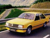 Opel Rekord, E, Седан 4-дв.