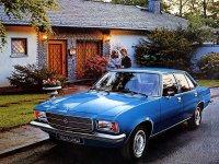 Opel Rekord, D, Седан 4-дв.