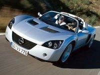 Opel Speedster, 1 поколение, Turbo тарга 2-дв., 2000–2005