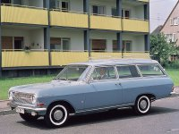 Opel Rekord, A, Универсал