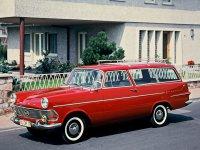 Opel Rekord, P2, Универсал