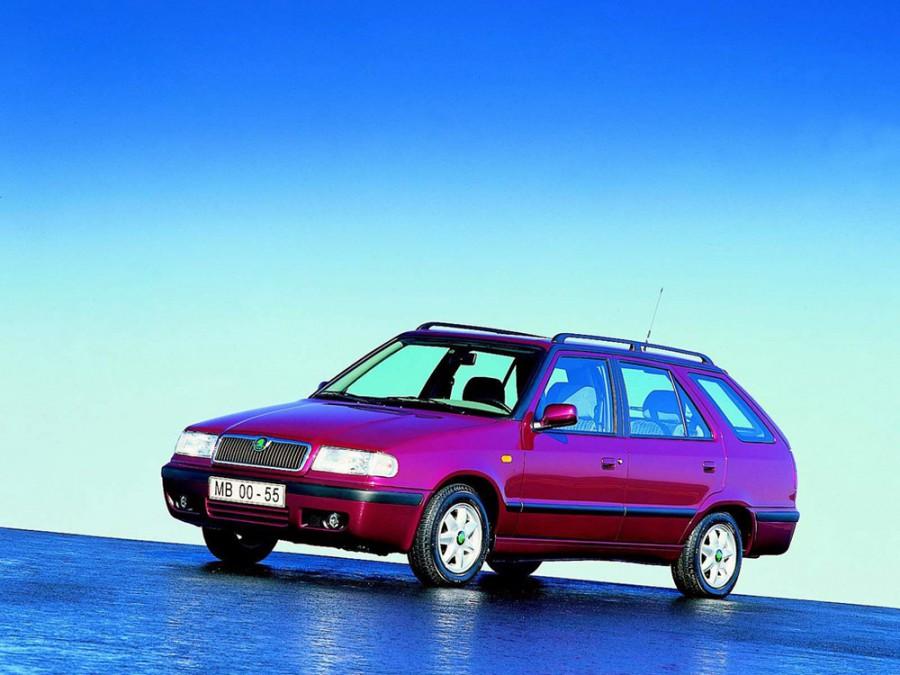 Skoda Felicia универсал, 1998–2001, 1 поколение [рестайлинг] - отзывы, фото и характеристики на Car.ru