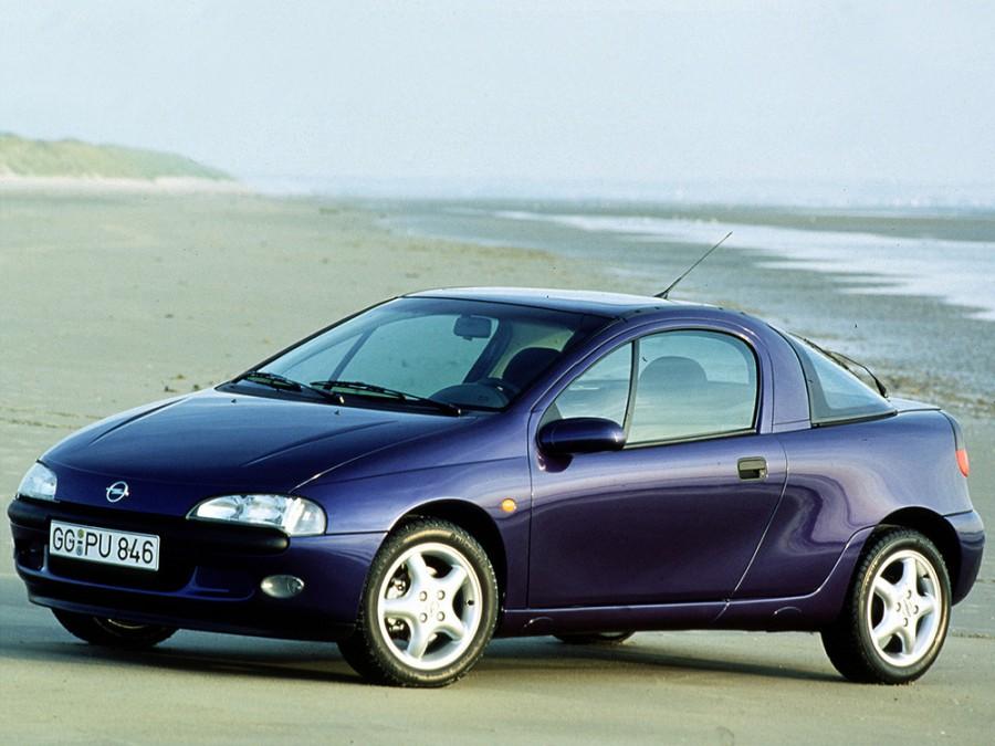 Opel Tigra купе, 1994–2000, 1 поколение - отзывы, фото и характеристики на Car.ru