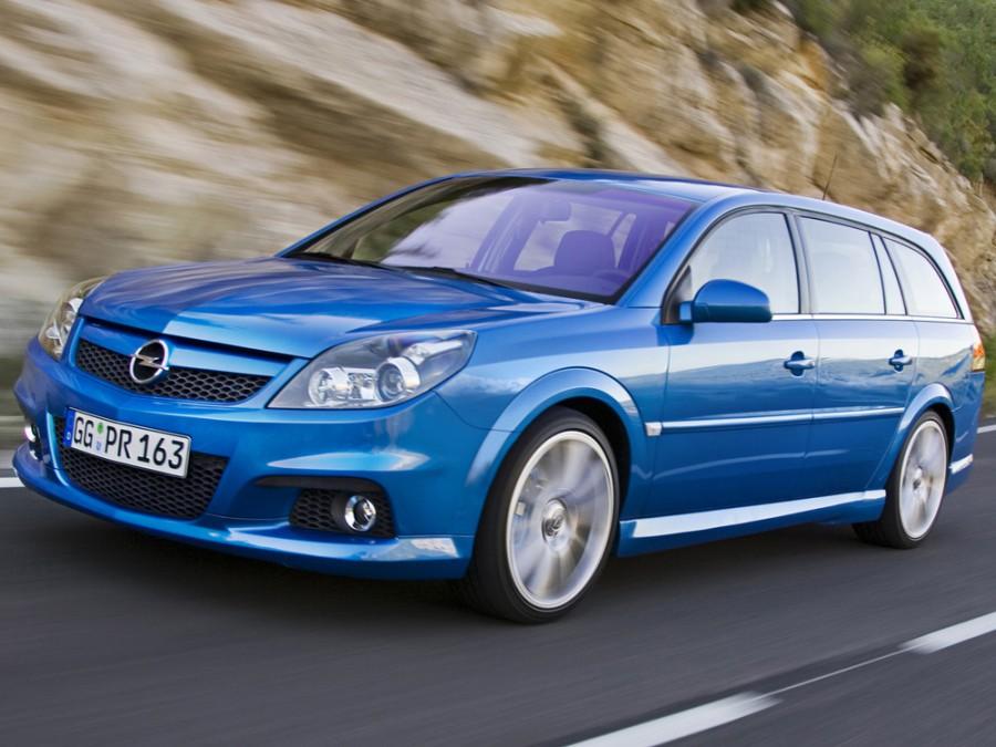 Opel Vectra OPC универсал 5-дв., 2005–2009, C [рестайлинг] - отзывы, фото и характеристики на Car.ru