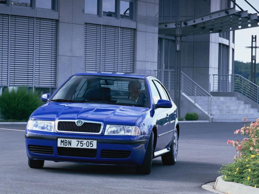 Skoda Octavia лифтбэк 5-дв., 2000–2010, 1 поколение [рестайлинг] - отзывы, фото и характеристики на Car.ru