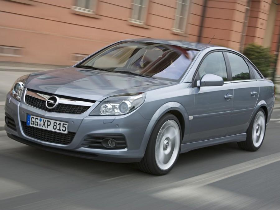 Opel Vectra GTS хетчбэк 5-дв., 2005–2009, C [рестайлинг] - отзывы, фото и характеристики на Car.ru
