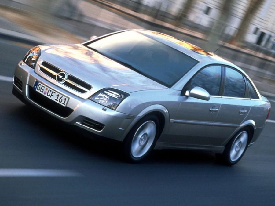 Opel Vectra GTS хетчбэк, 2002–2005, C - отзывы, фото и характеристики на Car.ru