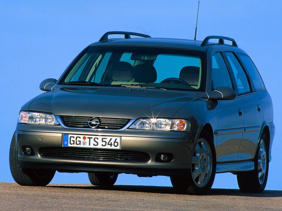 Opel Vectra универсал, 1999–2002, B [рестайлинг], 1.8 AT (116 л.с.), характеристики