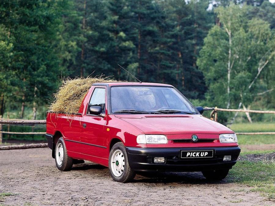 Skoda Felicia пикап, 1994–2000, 1 поколение - отзывы, фото и характеристики на Car.ru
