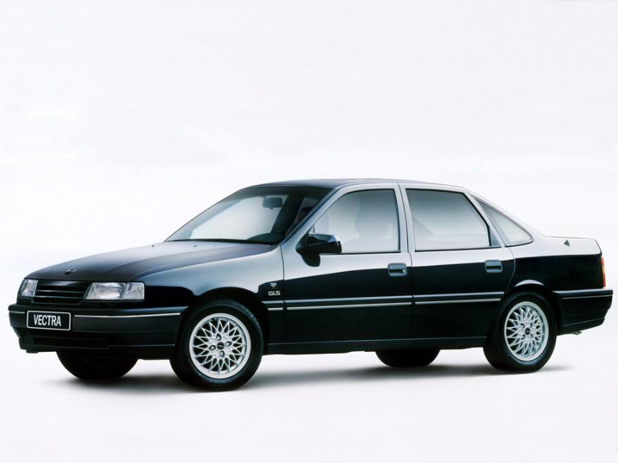 Opel Vectra седан, 1988–1995, A - отзывы, фото и характеристики на Car.ru