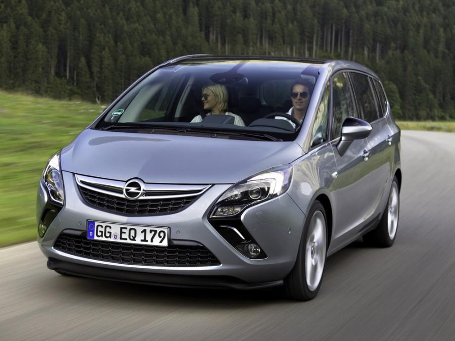 Opel Zafira Tourer минивэн, 2012–2016, C - отзывы, фото и характеристики на Car.ru