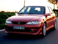 Opel Vectra, B [рестайлинг], I500 седан 4-дв., 1999–2002