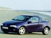 Opel Tigra, 1 поколение, Купе, 1994–2000