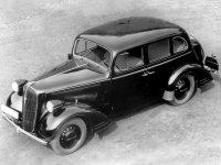 Opel Super 6, 1 поколение, Седан