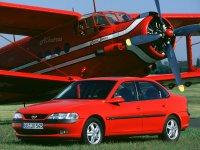 Opel Vectra, B, Седан 4-дв., 1995–1999