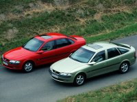 Opel Vectra, B, Хетчбэк, 1995–1999