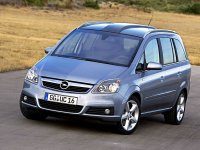 Opel Zafira, B, Минивэн 5-дв., 2005–2010