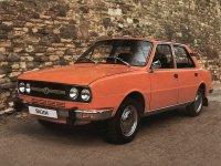 Skoda 105/120/130, 1 поколение, Седан, 1976–1983