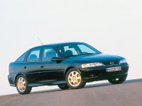 Opel Vectra, B [рестайлинг], Хетчбэк, 1999–2002