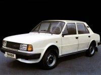 Skoda 105/120/130, 1 поколение [рестайлинг], Седан, 1983–1989