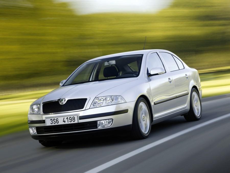 Skoda Octavia лифтбэк 5-дв., 2004–2012, 2 поколение - отзывы, фото и характеристики на Car.ru