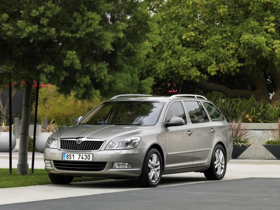 Skoda Octavia Combi универсал 5-дв., 2008–2013, 2 поколение [рестайлинг] - отзывы, фото и характеристики на Car.ru