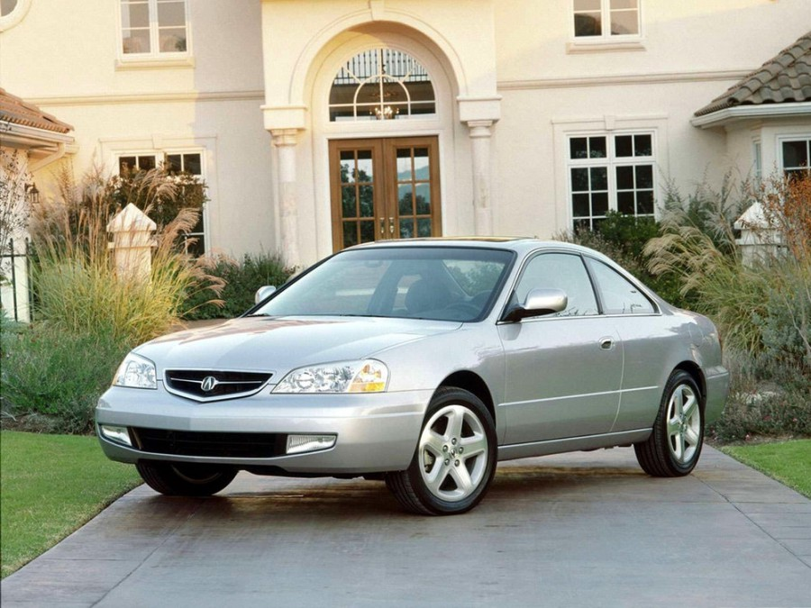 Acura CL купе, 2000–2003, 2 поколение - отзывы, фото и характеристики на Car.ru