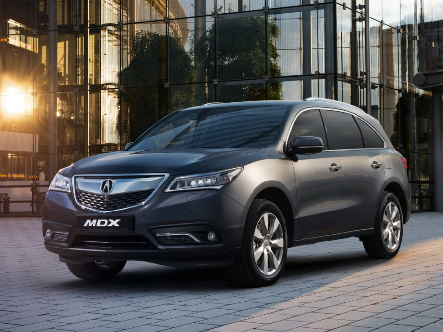 Acura MDX кроссовер, 2013–2016, 3 поколение - отзывы, фото и характеристики на Car.ru