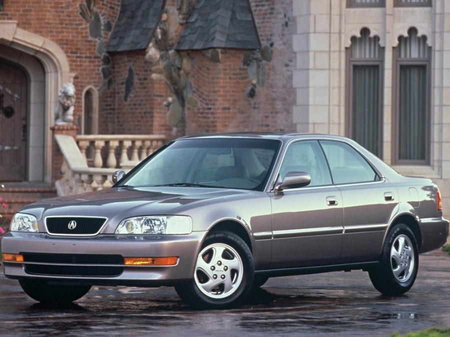 Acura TL седан, 1996–1998, 1 поколение - отзывы, фото и характеристики на Car.ru