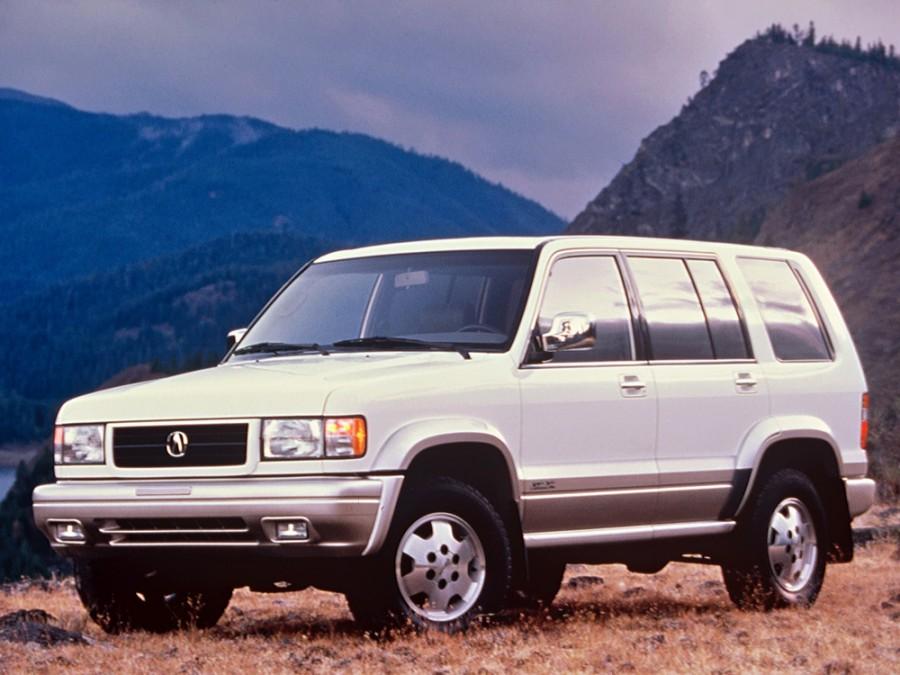 Acura SLX внедорожник, 1996–1999, 1 поколение - отзывы, фото и характеристики на Car.ru