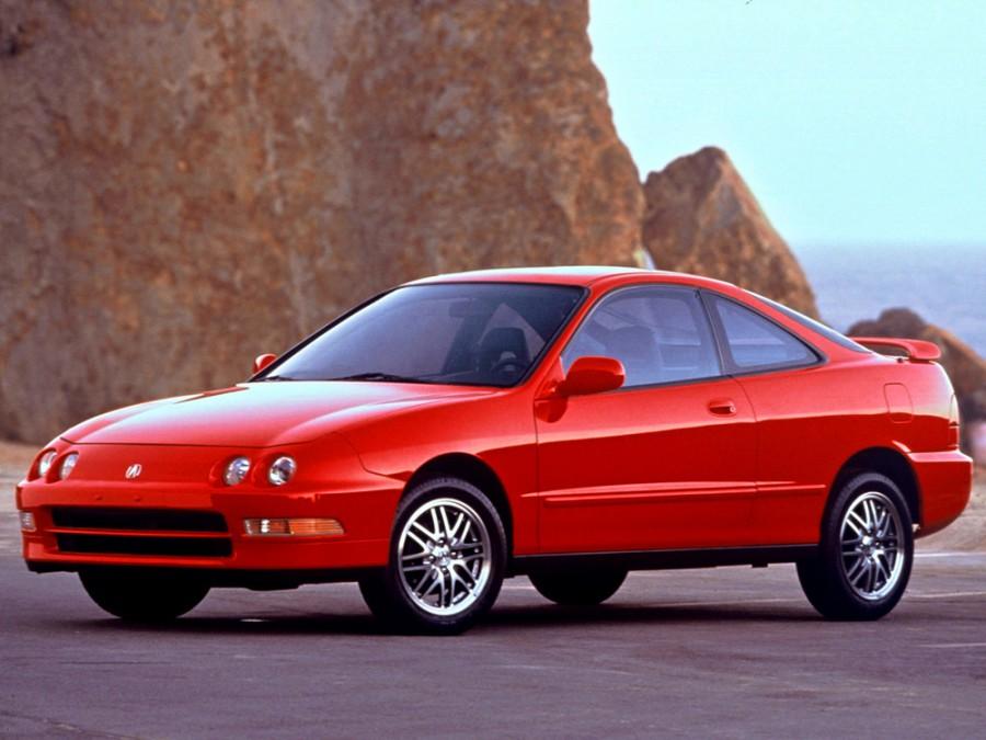 Acura Integra купе, 1991–2002, 1 поколение - отзывы, фото и характеристики на Car.ru