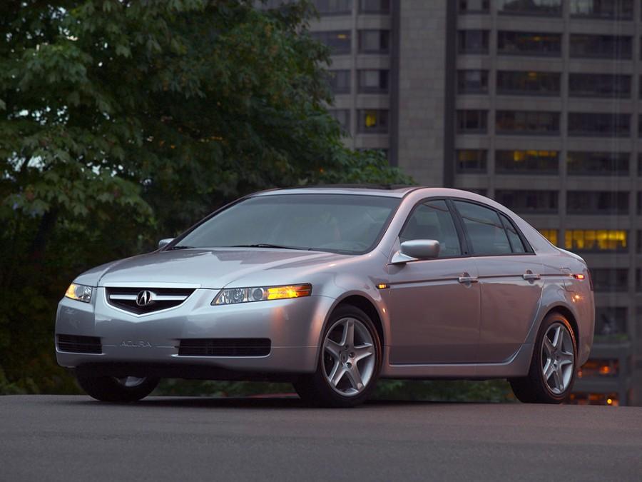 Acura TL седан, 2003–2008, 3 поколение - отзывы, фото и характеристики на Car.ru