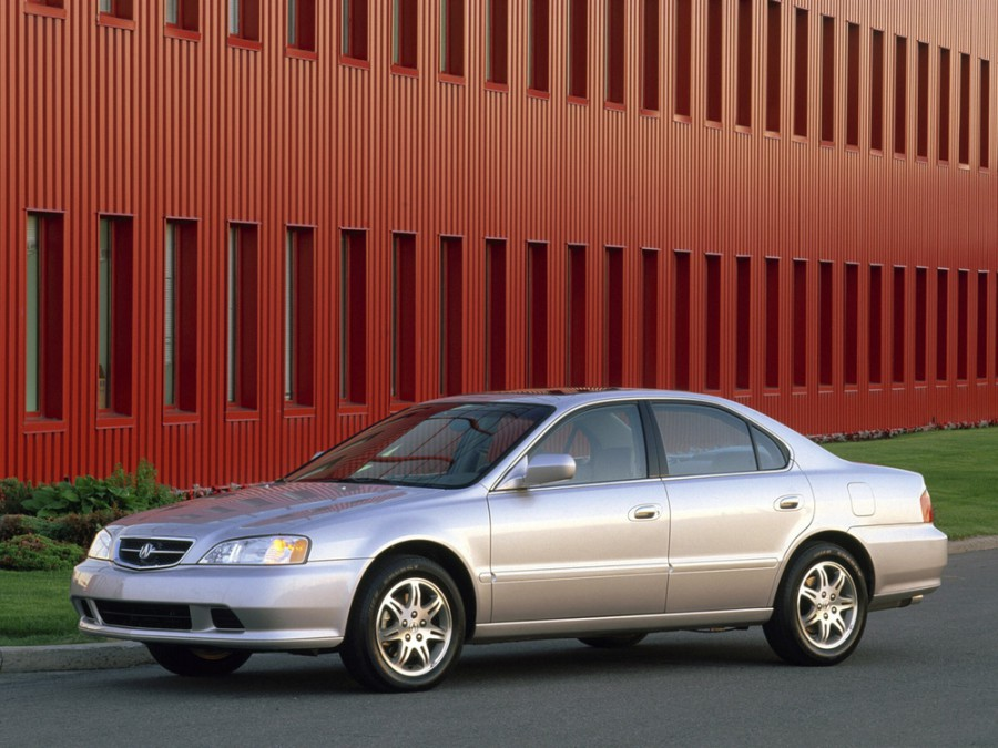 Acura TL седан, 1998–2003, 2 поколение - отзывы, фото и характеристики на Car.ru