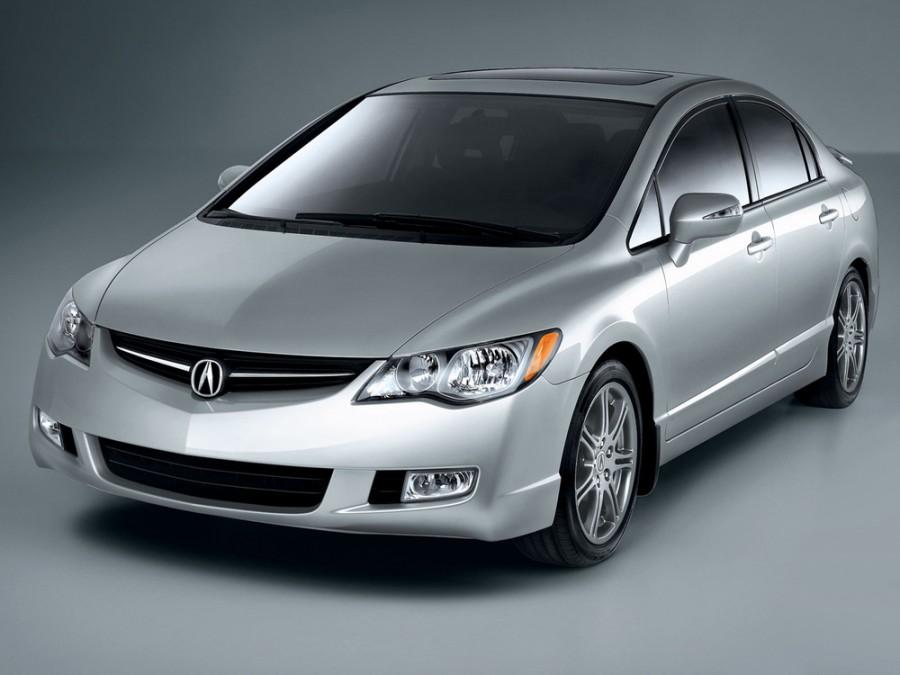 Acura CSX седан, 2006–2010, 1 поколение - отзывы, фото и характеристики на Car.ru