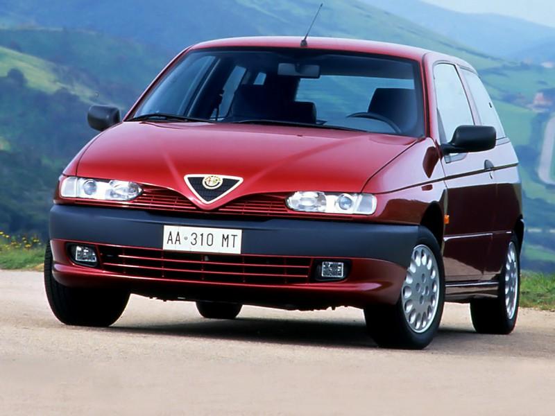 AlfaRomeo 145 хетчбэк, 1994–1999, 930 - отзывы, фото и характеристики на Car.ru