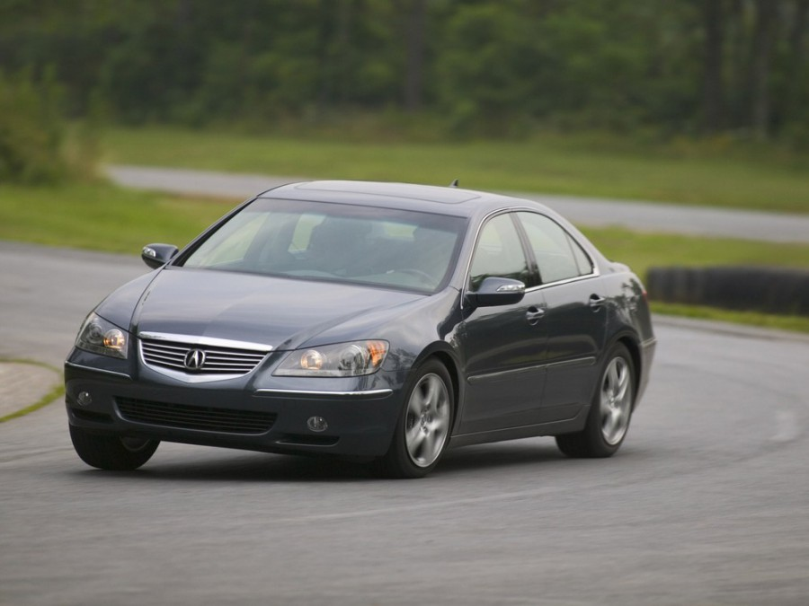 Acura RL седан, 2006–2016, KB1 - отзывы, фото и характеристики на Car.ru