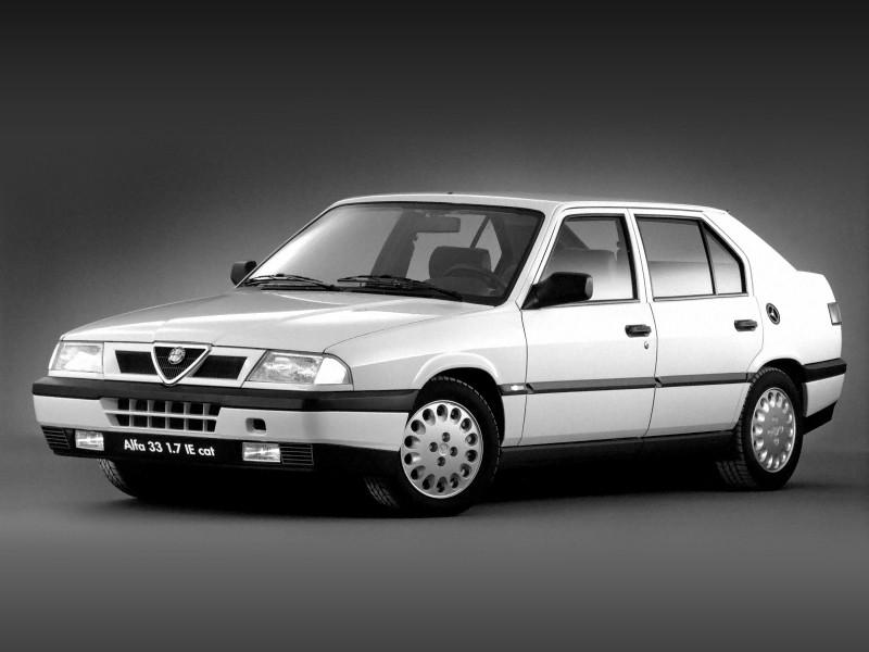 AlfaRomeo 33 хетчбэк, 1990–1994, 907 - отзывы, фото и характеристики на Car.ru