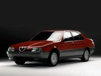 AlfaRomeo 164, 1 поколение, Седан, 1987–1998